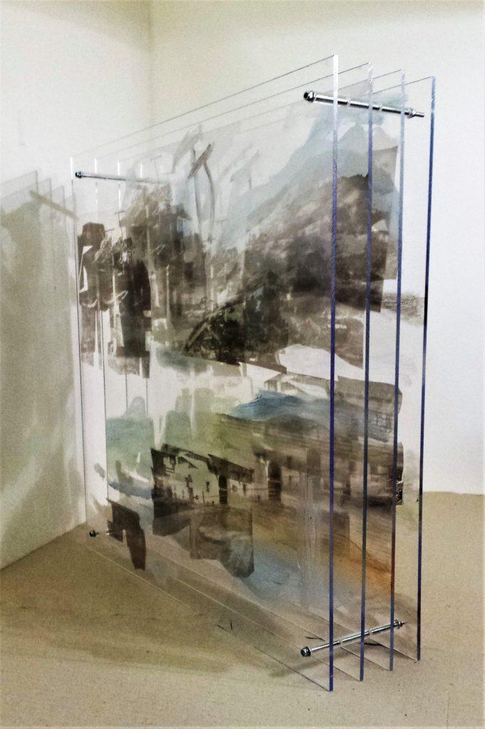 Andrea Grote O.T. (Tirol I), 2015